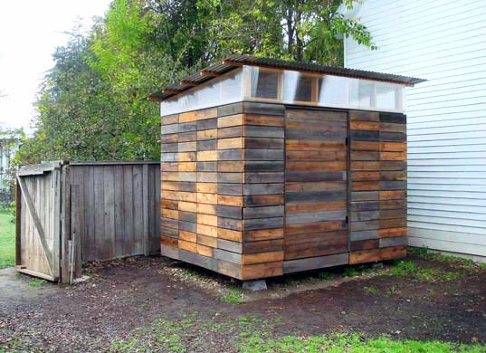 How to build a garden shed nz