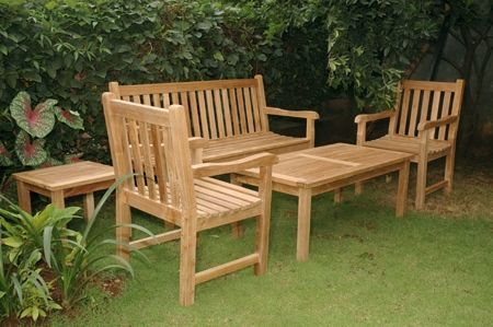 build your own lawn furniture